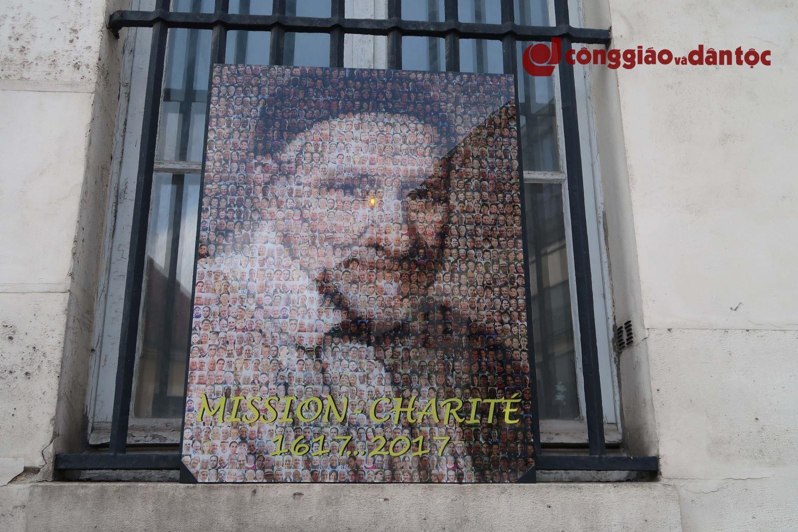Viếng di hài thánh Vinh sơn Phaolô tại Paris - 6