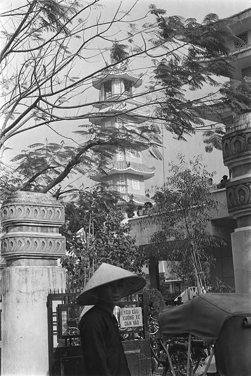 Ảnh đen trắng về Sài Gòn những năm 1960 của nhà báo Pháp - 8