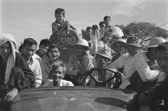 Ảnh đen trắng về Sài Gòn những năm 1960 của nhà báo Pháp - 9