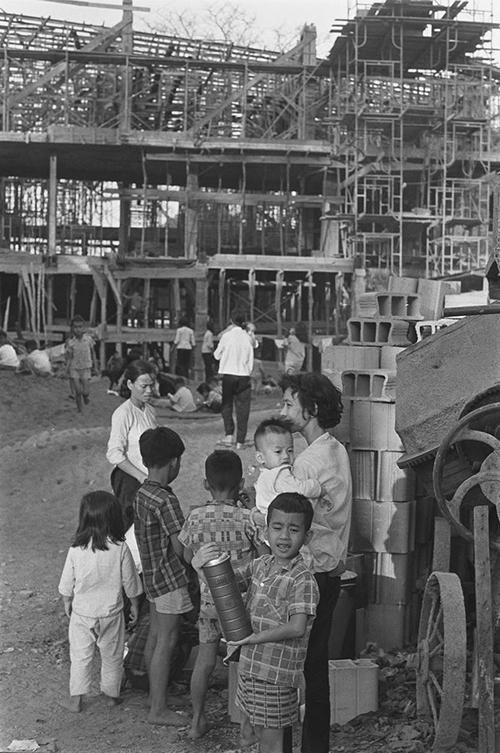 Ảnh đen trắng về Sài Gòn những năm 1960 của nhà báo Pháp - 10