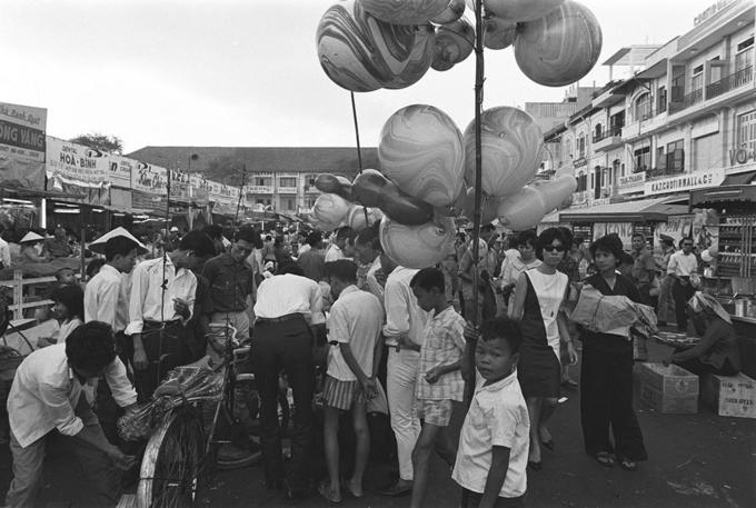 Ảnh đen trắng về Sài Gòn những năm 1960 của nhà báo Pháp - 5