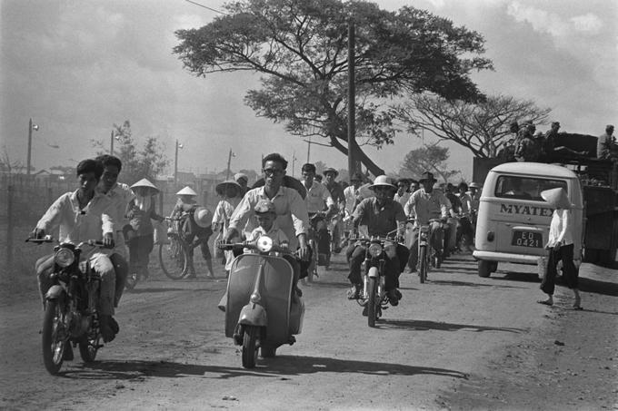 Ảnh đen trắng về Sài Gòn những năm 1960 của nhà báo Pháp - 3