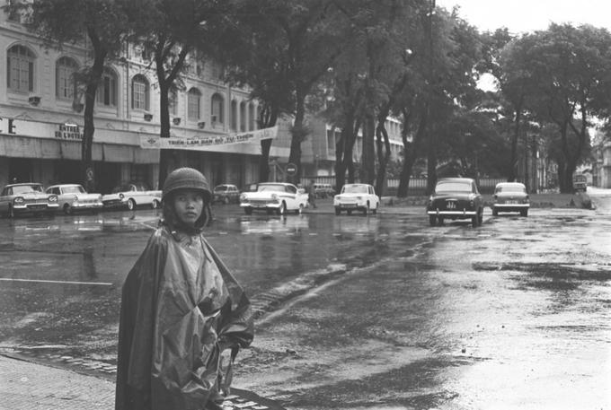 Ảnh đen trắng về Sài Gòn những năm 1960 của nhà báo Pháp - 4