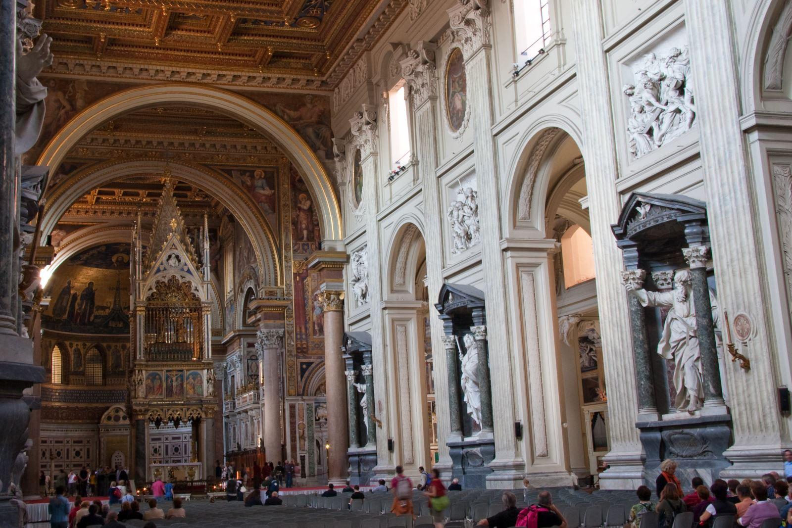 Những chốn hội ngộ tiền nhân ở Rome - 6