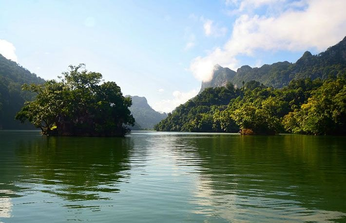 Hồ tự nhiên nào lớn nhất Việt Nam? - 1