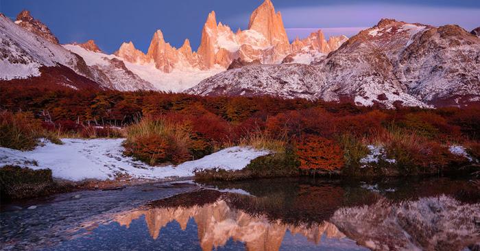 Chiêm ngưỡng Patagonia – Bức tranh tráng lệ đầy sắc màu ở nơi tận cùng thế giới - 1