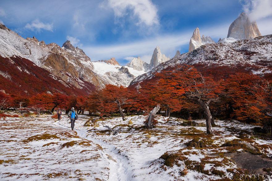 Chiêm ngưỡng Patagonia – Bức tranh tráng lệ đầy sắc màu ở nơi tận cùng thế giới - 5