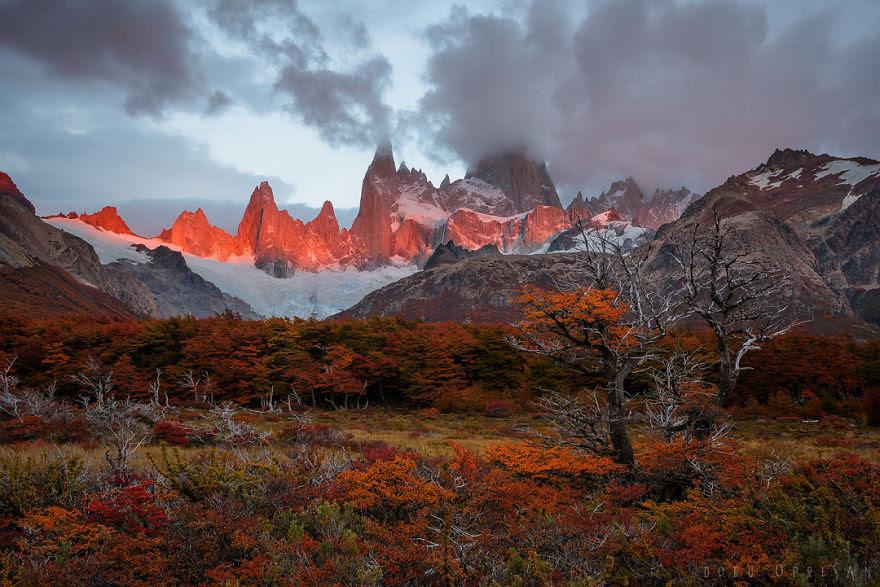Chiêm ngưỡng Patagonia – Bức tranh tráng lệ đầy sắc màu ở nơi tận cùng thế giới - 2
