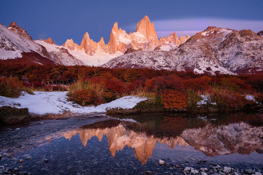 Chiêm ngưỡng Patagonia – Bức tranh tráng lệ đầy sắc màu ở nơi tận cùng thế giới - 12