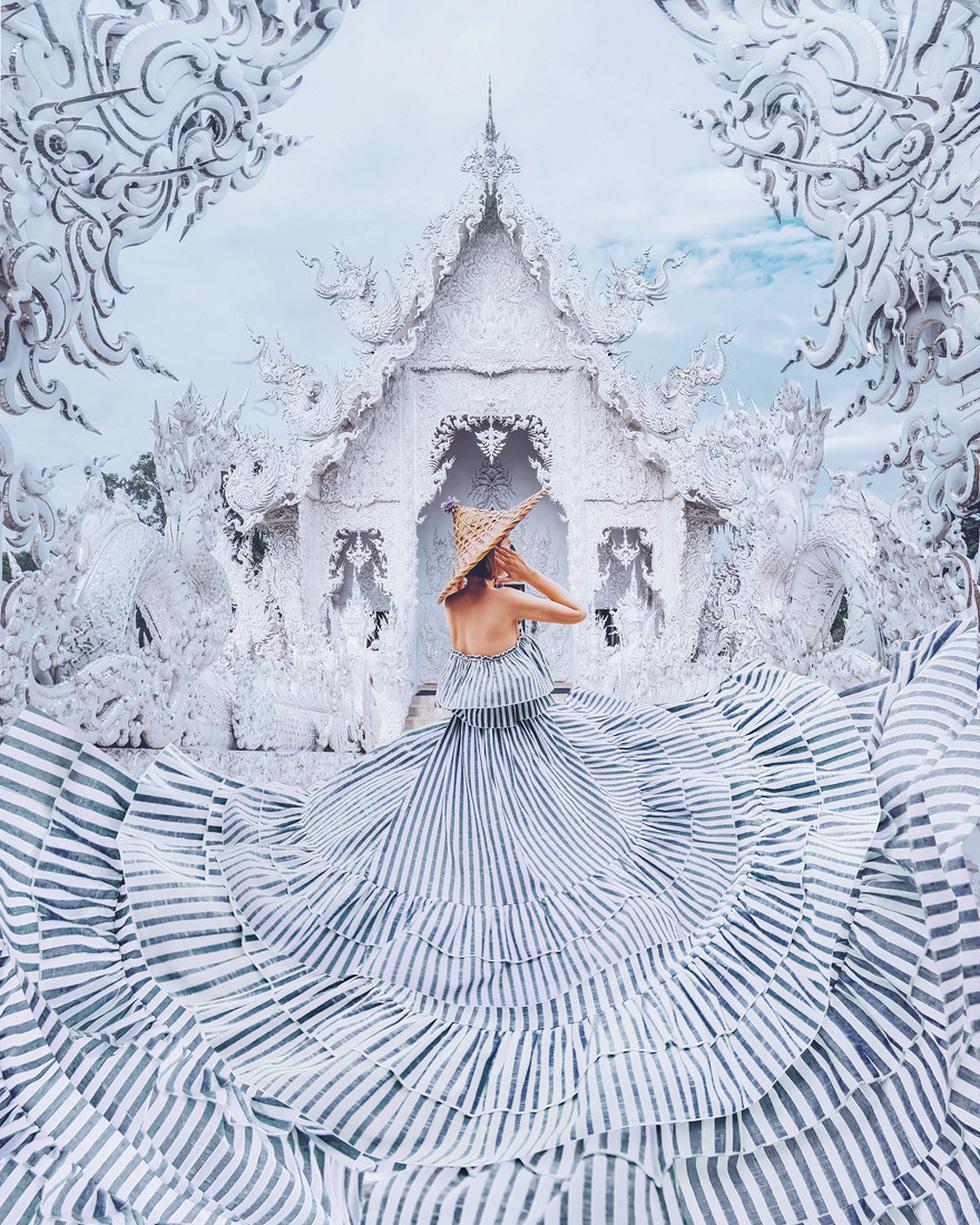 Cô gái lang thang khắp thế giới chụp ảnh đầy biến ảo - 6