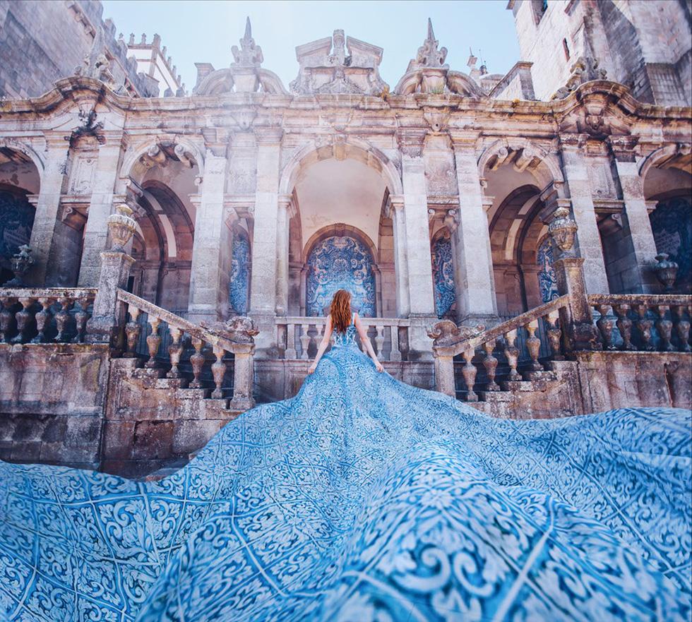 Cô gái lang thang khắp thế giới chụp ảnh đầy biến ảo - 5