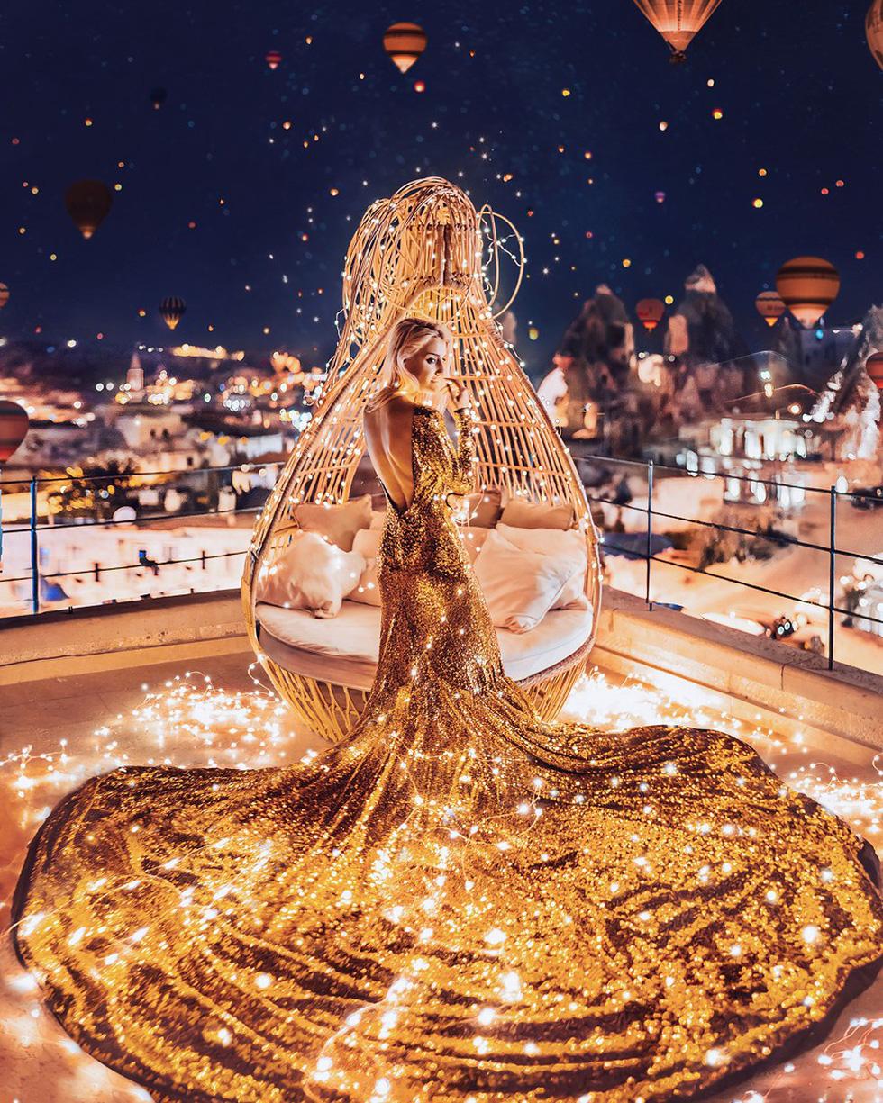 Cô gái lang thang khắp thế giới chụp ảnh đầy biến ảo - 3