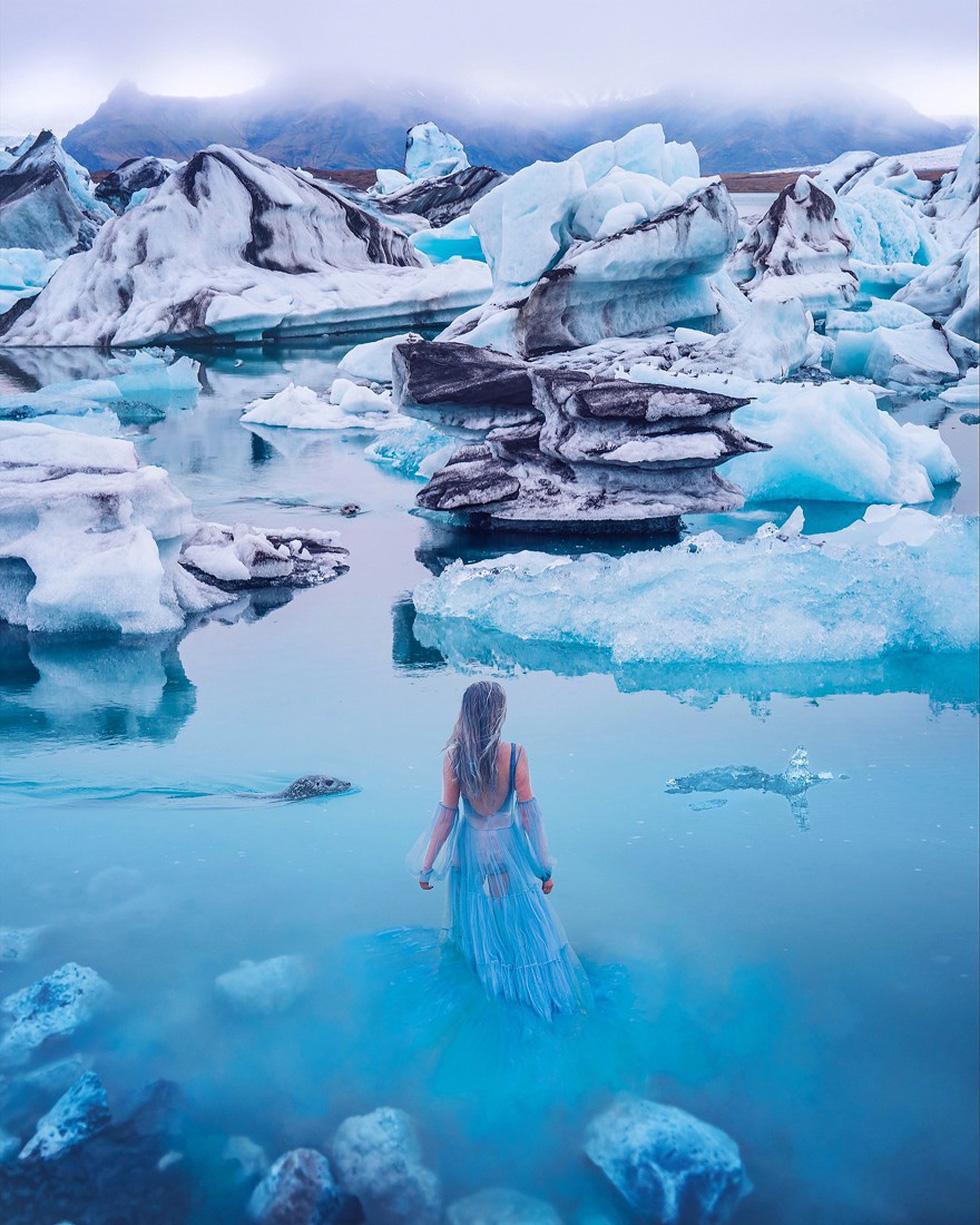Cô gái lang thang khắp thế giới chụp ảnh đầy biến ảo - 12