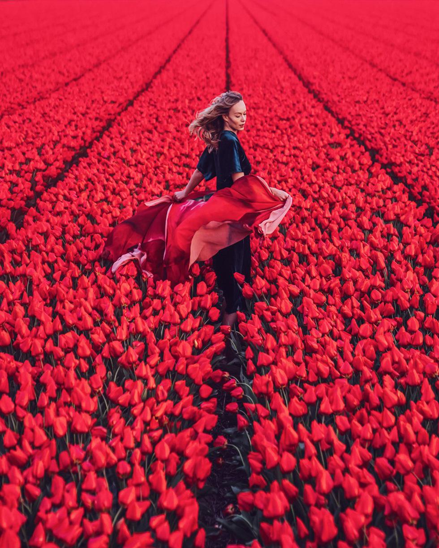 Cô gái lang thang khắp thế giới chụp ảnh đầy biến ảo - 14