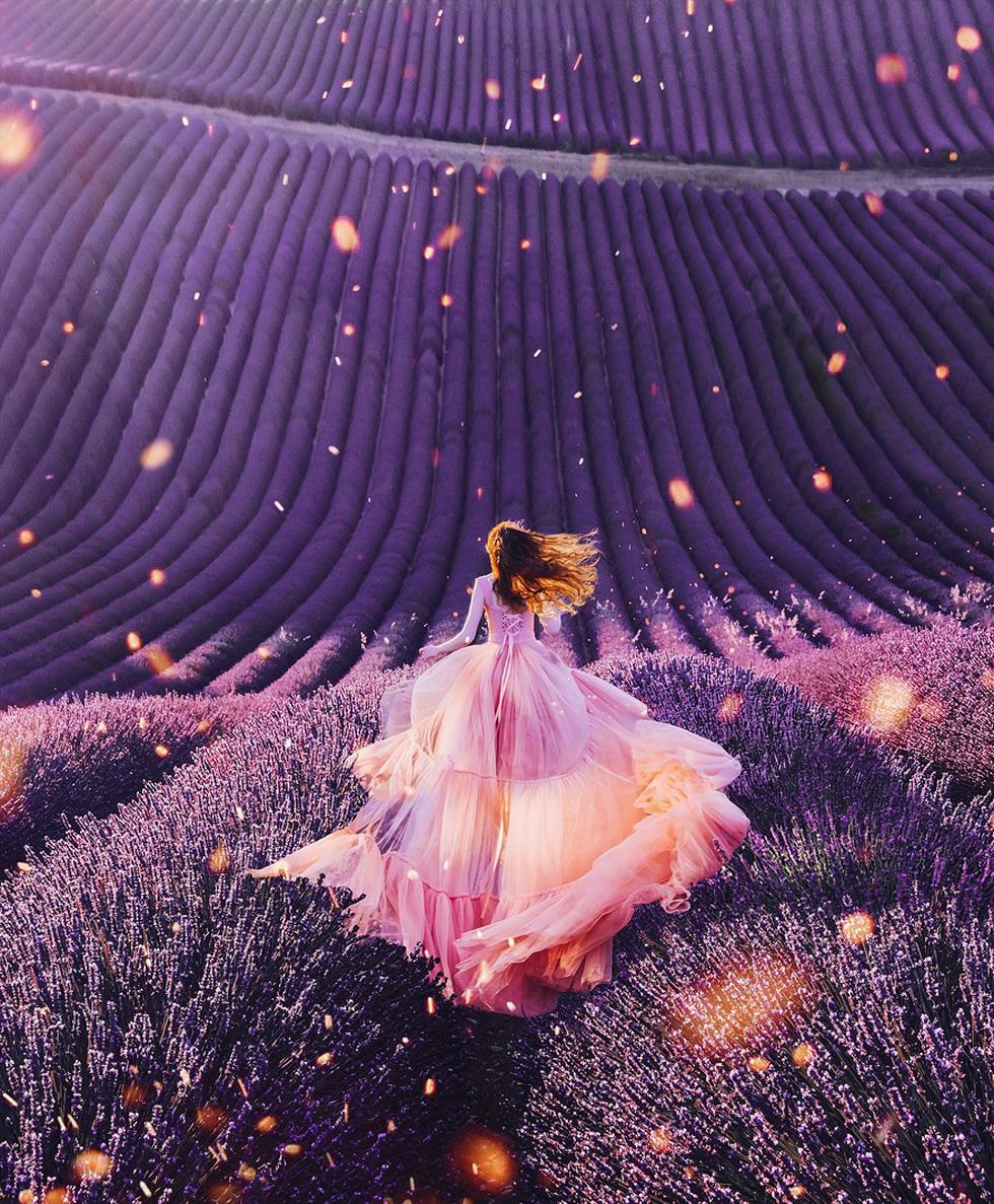 Cô gái lang thang khắp thế giới chụp ảnh đầy biến ảo - 10