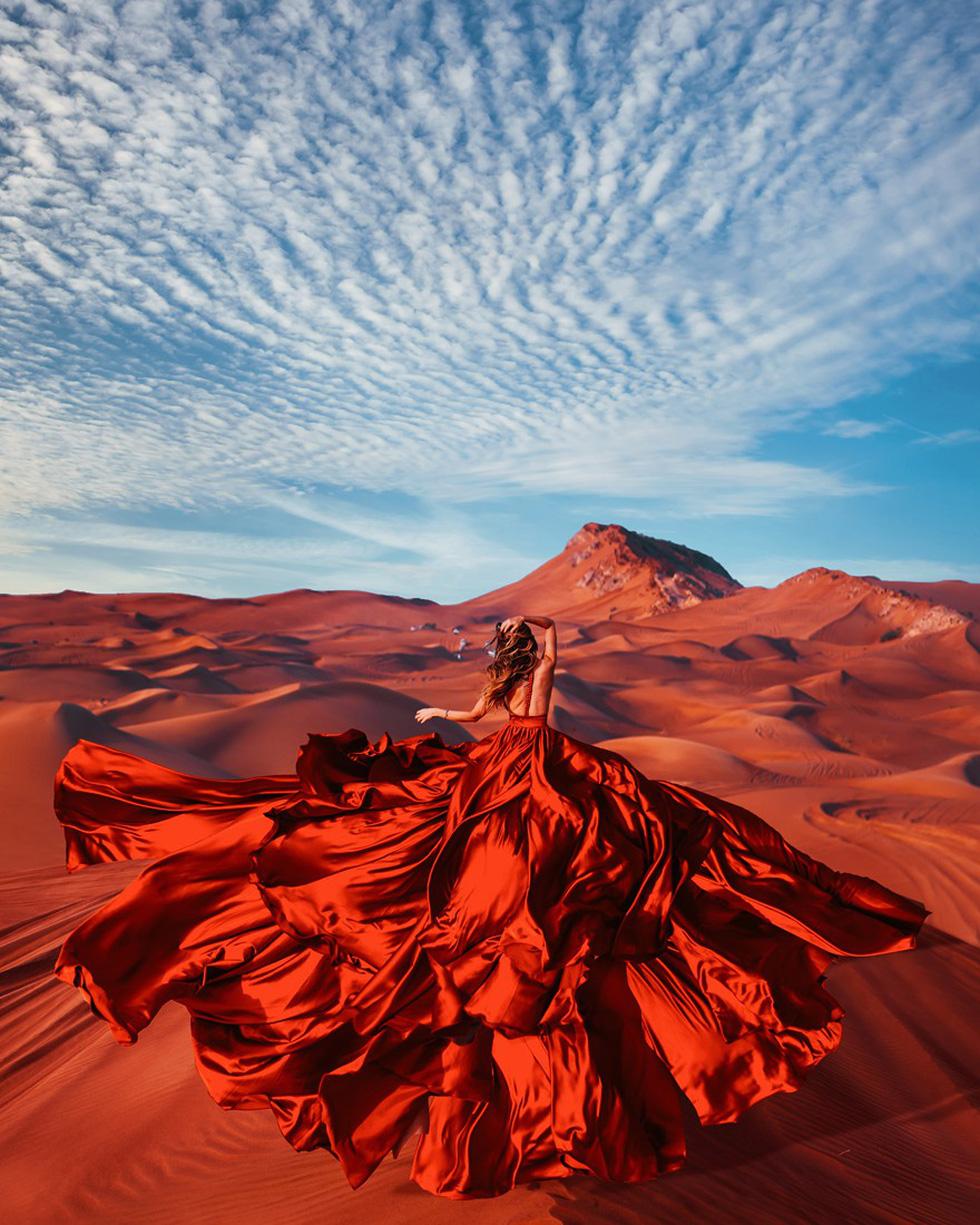 Cô gái lang thang khắp thế giới chụp ảnh đầy biến ảo - 2