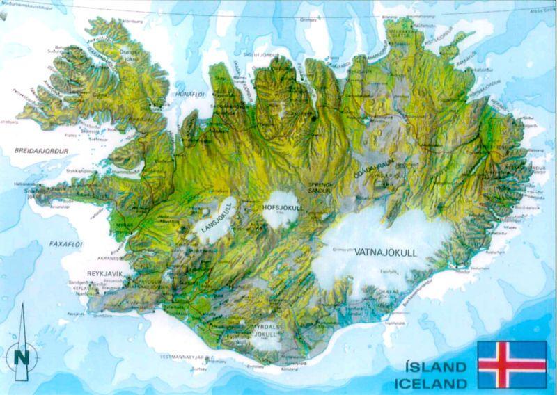 'Băng Hỏa Ðảo' Iceland có gì lạ? - 1