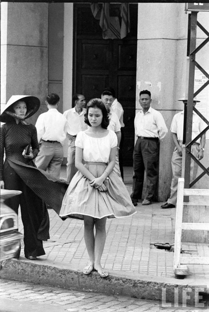 Nét đẹp đáng nhớ của phụ nữ Sài Gòn trước 1975 - 5