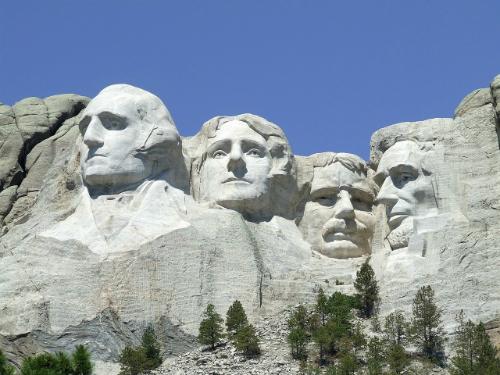 Đằng sau ba biểu tượng nổi tiếng của nước Mỹ - 1
