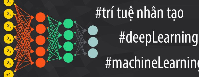 Trí tuệ nhân tạo Deep learning and Machine learning - 1