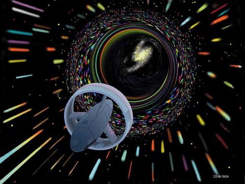 Săn tìm lỗ sâu  Đường hầm xuyên không gian và thời gian - 2