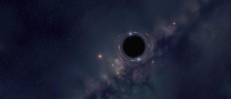 Liệu hố đen có phải là cánh cổng dẫn tới thế giới khác - 3