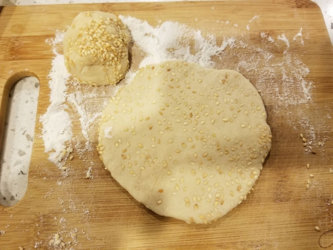 Cách làm bánh tiêu chiên - 10