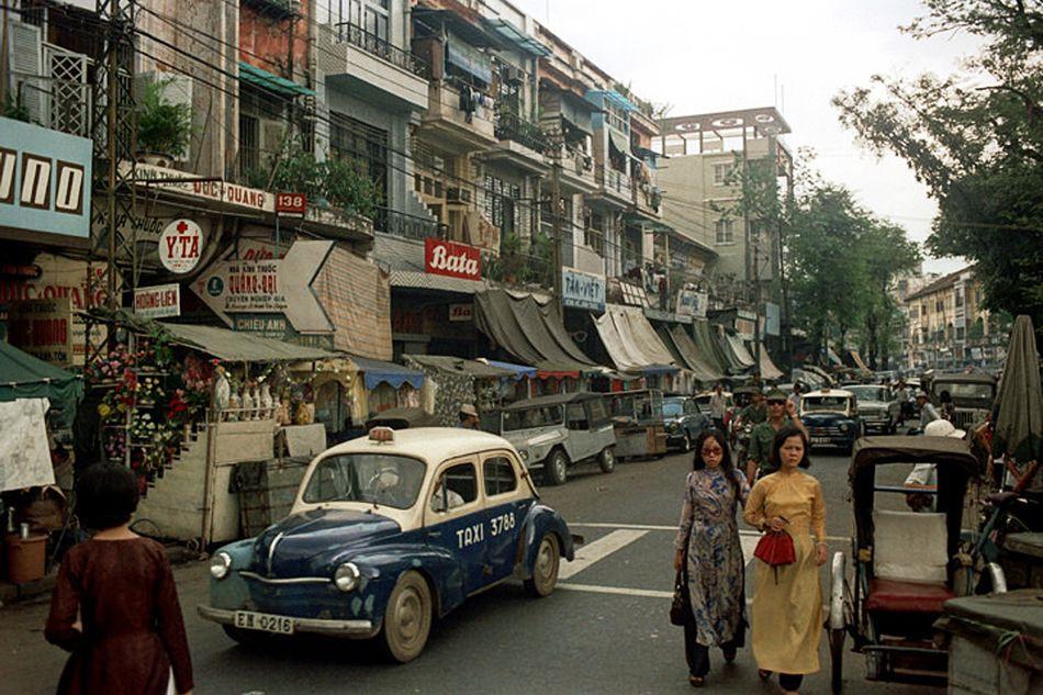 Sài Gòn thập niên 70 qua ống kính nhiếp ảnh gia Mỹ - 1