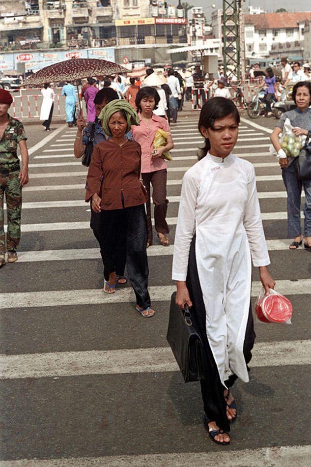 Sài Gòn thập niên 70 qua ống kính nhiếp ảnh gia Mỹ - 9