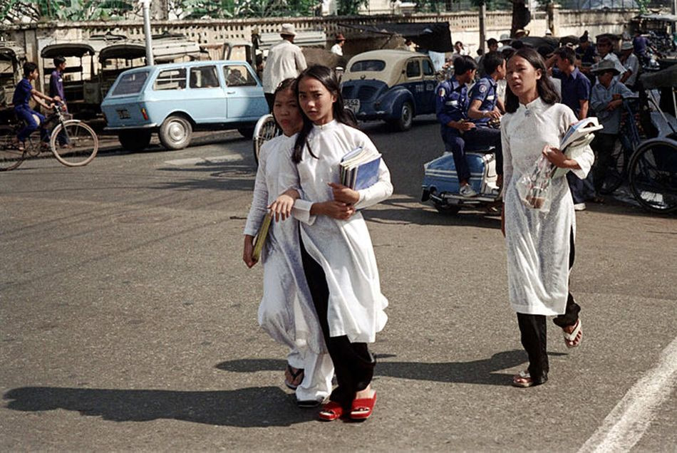 Sài Gòn thập niên 70 qua ống kính nhiếp ảnh gia Mỹ - 11