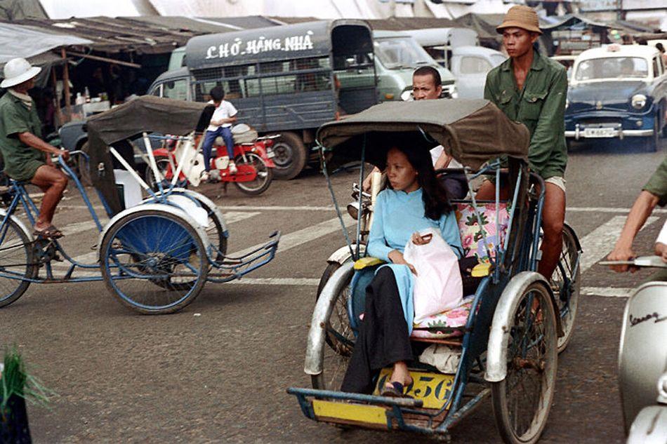 Sài Gòn thập niên 70 qua ống kính nhiếp ảnh gia Mỹ - 14