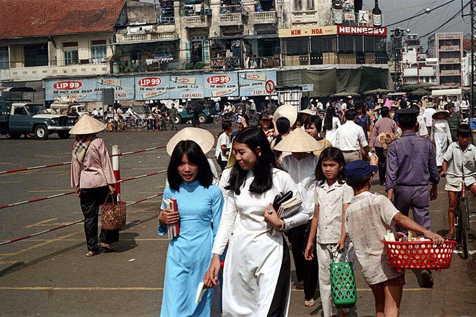 Sài Gòn thập niên 70 qua ống kính nhiếp ảnh gia Mỹ - 10