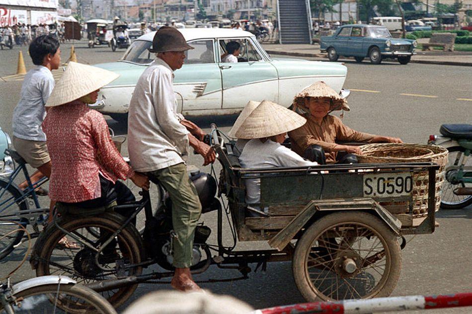Sài Gòn thập niên 70 qua ống kính nhiếp ảnh gia Mỹ - 13