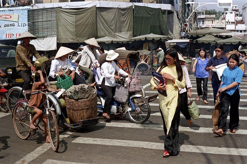 Sài Gòn thập niên 70 qua ống kính nhiếp ảnh gia Mỹ - 16