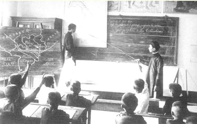 Học trò thời xưa - 5