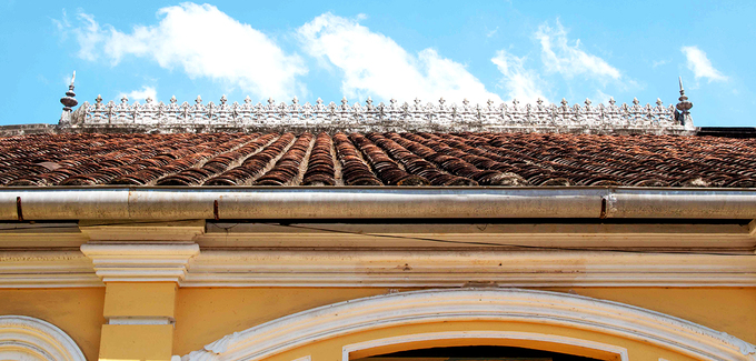 Vẻ đẹp xuyên thời gian của ngôi nhà hơn 100 năm tại Tiền Giang - 5