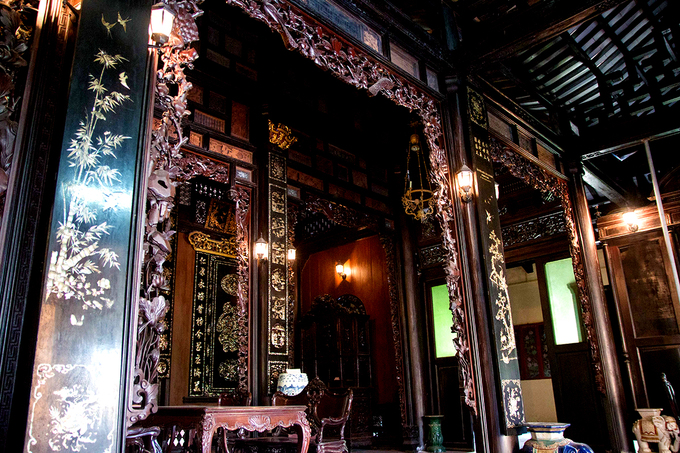 Vẻ đẹp xuyên thời gian của ngôi nhà hơn 100 năm tại Tiền Giang - 7