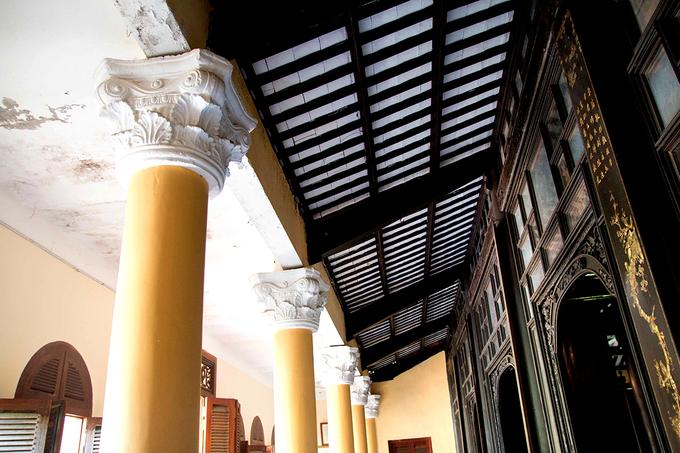 Vẻ đẹp xuyên thời gian của ngôi nhà hơn 100 năm tại Tiền Giang - 6