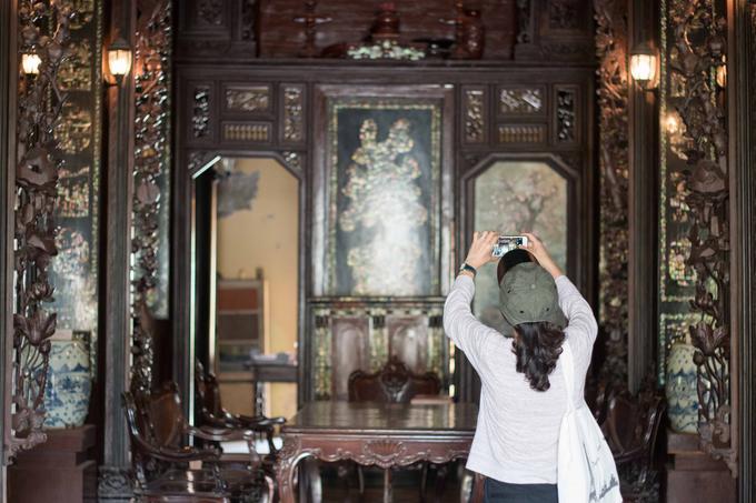 Vẻ đẹp xuyên thời gian của ngôi nhà hơn 100 năm tại Tiền Giang - 11