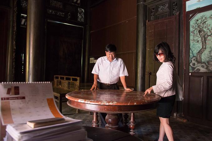 Vẻ đẹp xuyên thời gian của ngôi nhà hơn 100 năm tại Tiền Giang - 12