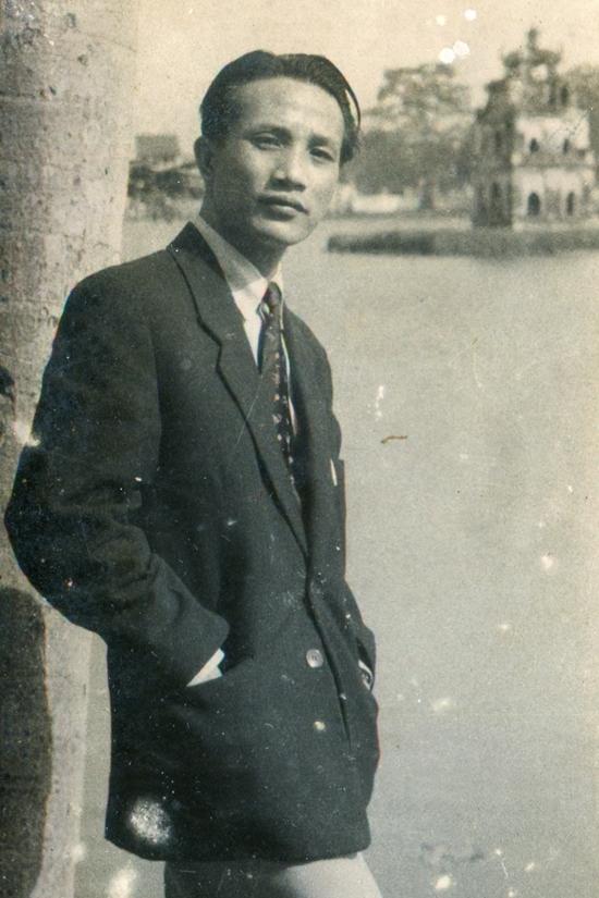 Hà Nội thập niên 1950 qua tranh bột màu - 11