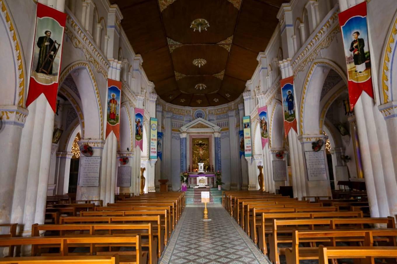 Nhà thờ Mằng Lăng nơi lưu giữ cuốn sách quốc ngữ đầu tiên - 10