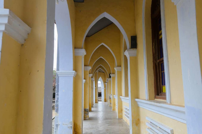 Nhà thờ Mằng Lăng nơi lưu giữ cuốn sách quốc ngữ đầu tiên - 9