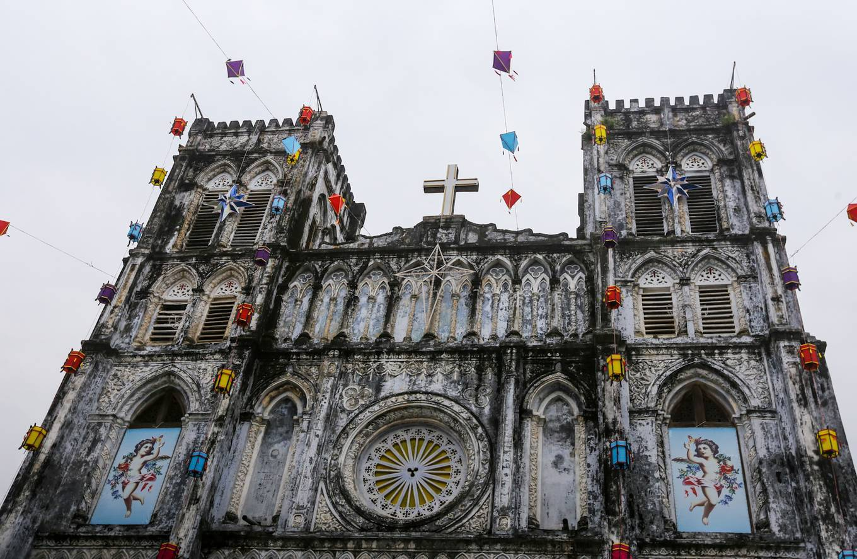 Nhà thờ Mằng Lăng nơi lưu giữ cuốn sách quốc ngữ đầu tiên - 3