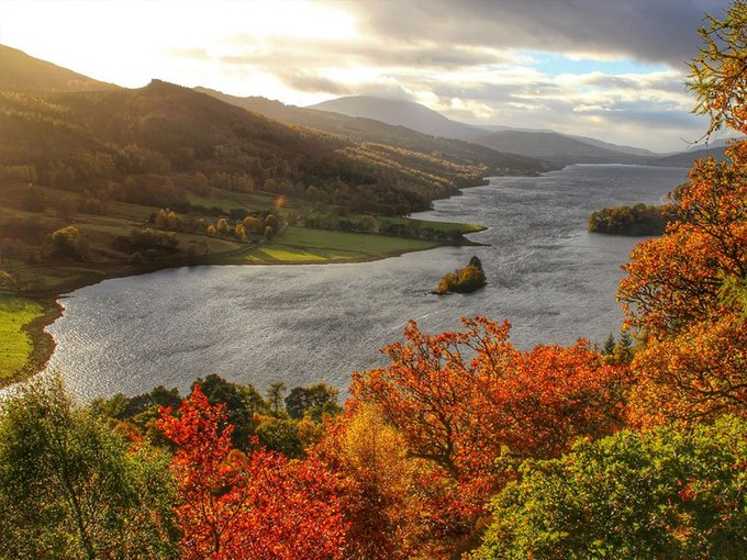 10 thành phố có mùa thu đẹp ở châu Âu - 1