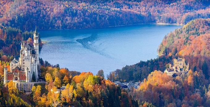 10 thành phố có mùa thu đẹp ở châu Âu - 7