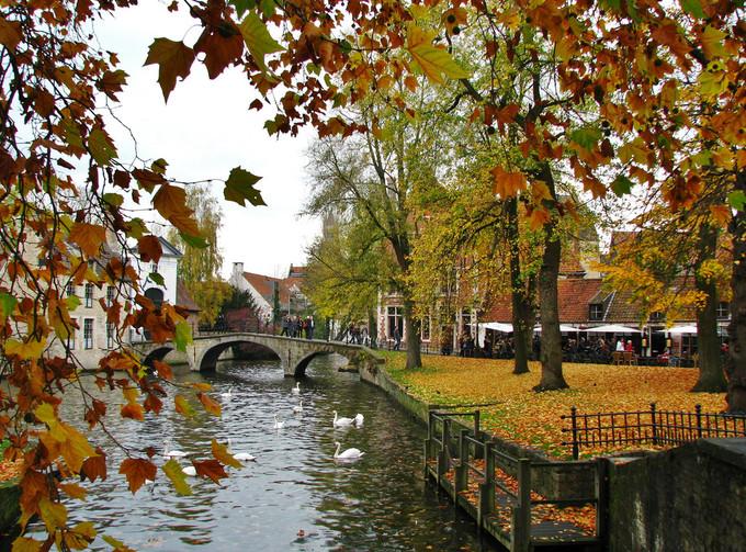 10 thành phố có mùa thu đẹp ở châu Âu - 3