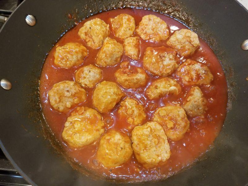 Xíu mại sốt cà chua - 7
