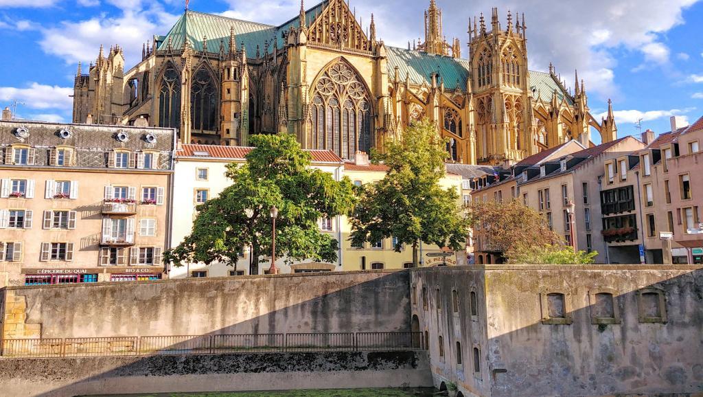 Mùa Noel đi thăm thành phố Metz - 1