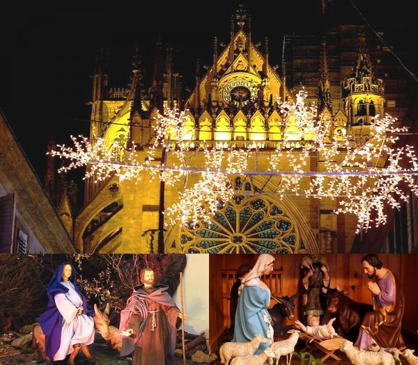 Mùa Noel đi thăm thành phố Metz - 4